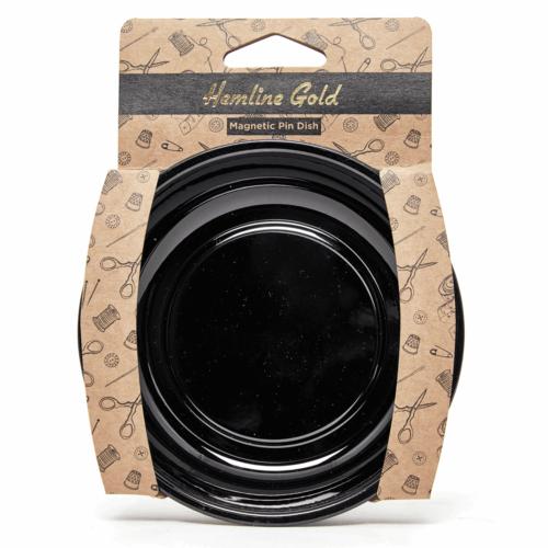 Hemline Gold Magnetic Pin Dish