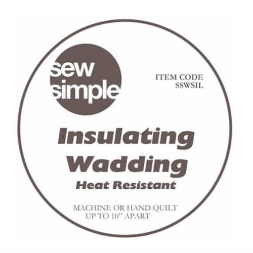Super-Soft Insulating Wadding - £5 per metre
