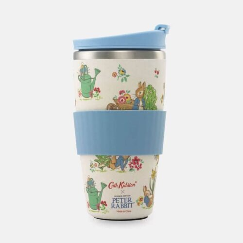 Cath Kidston Peter Rabbit Allotment Travel Cup