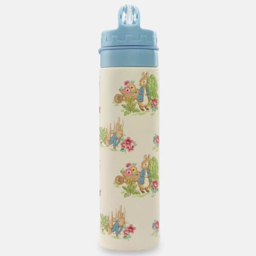 Cath Kidston Peter Rabbit Allotment Foldable Water Bottle