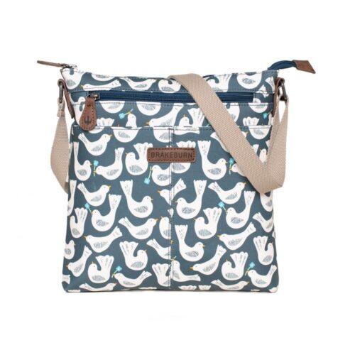 Brakeburn Geo Birds Cross Body Bag