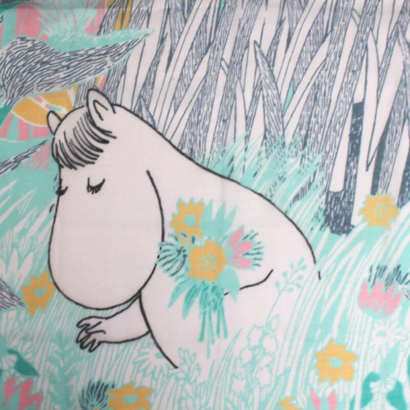 Moomin Scarf Pastel