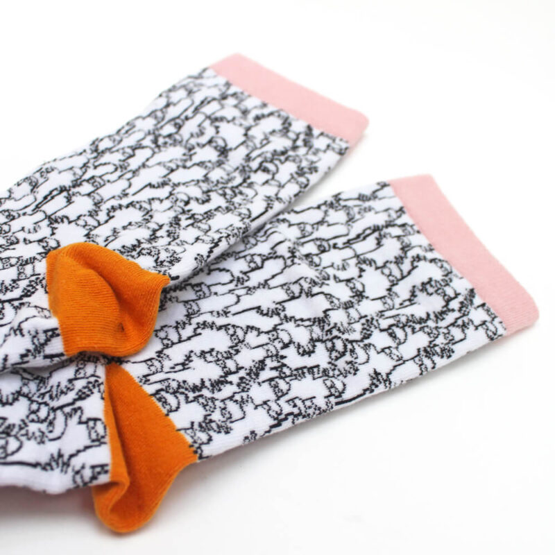 Moomin Socks Hattifatteners