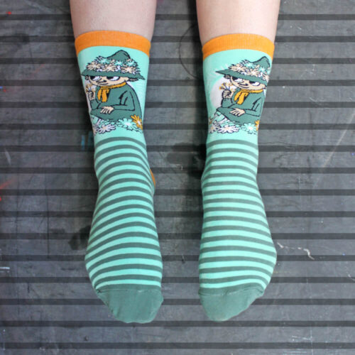Moomin Socks Snufkin