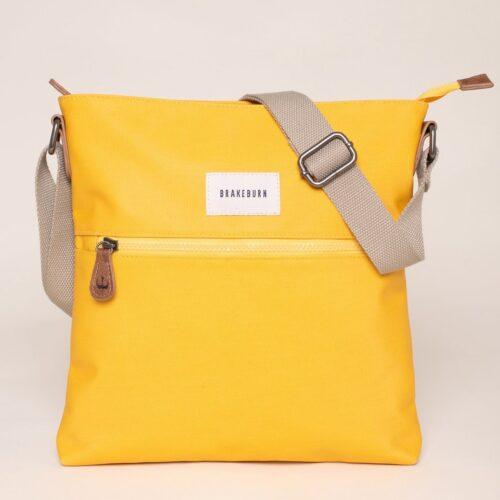 Brakeburn Yellow Cross Body Bag