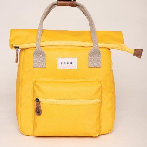 Brakeburn Yellow Backpack