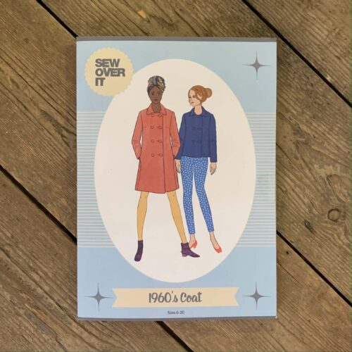 Sew Over It 1960's Coat Sewing Pattern