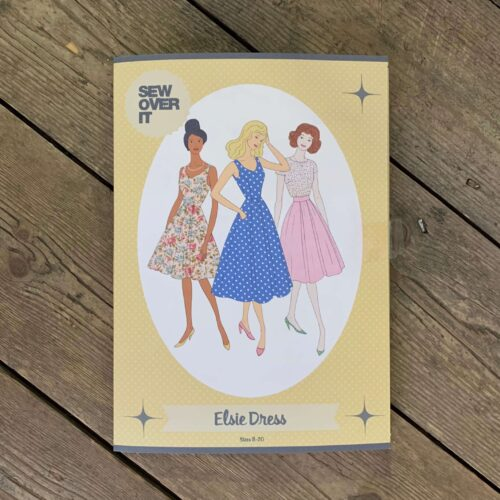 Sew Over It Elsie Dress Sewing Pattern