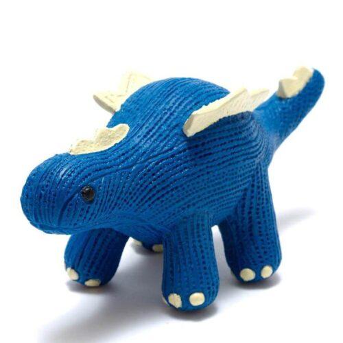 Best Years My First Stegosaurus Natural Rubber Dinosaur Toy