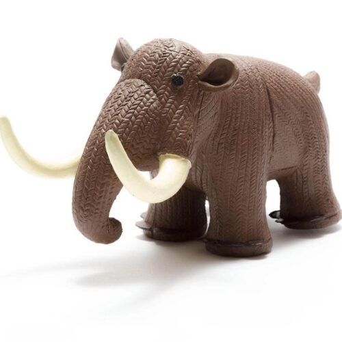 Best Years My First Woolly Mammoth Natural Rubber Toy