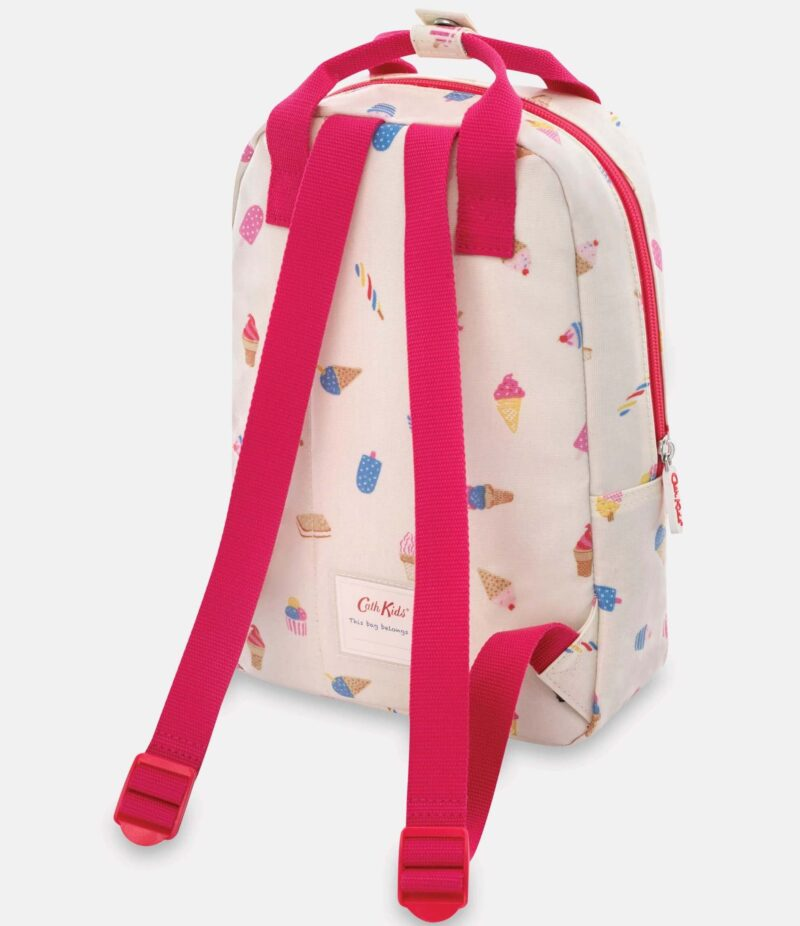 Cath Kidston Ice Cream Kids Medium Backpack