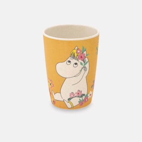 Cath Kidston Moomin Mushroom Bamboo Beaker