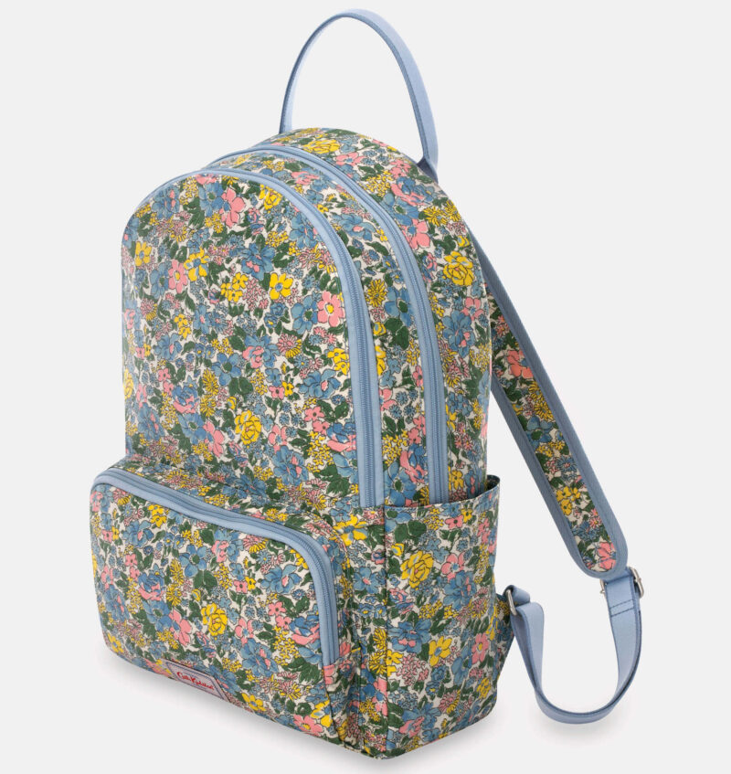Cath Kidston Vale Floral Pocket Backpack