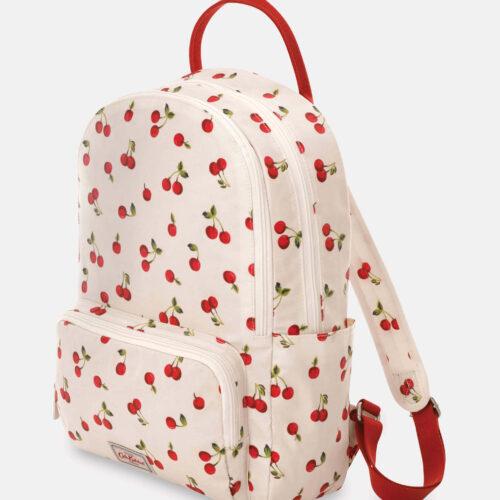 Cath Kidston Cherries Pocket Backpack