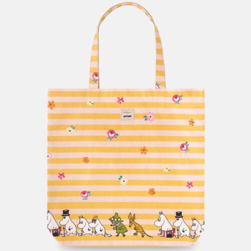 Cath Kidston Moomin Stripe Perfect Shopper