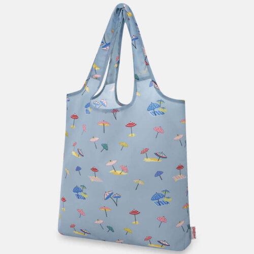 Cath Kidston Sunny Parasols Foldaway Shopper