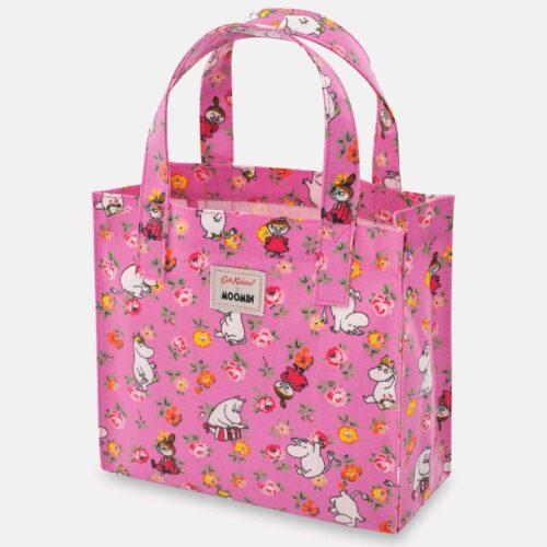 Cath Kidston Moomin Linen Sprig Small Bookbag