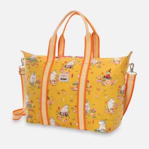 Cath Kidston Moomin Mushroom Scenic Foldaway Overnight Bag