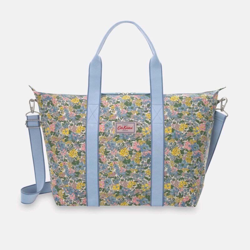 Cath Kidston Vale Floral Foldaway Overnight Bag