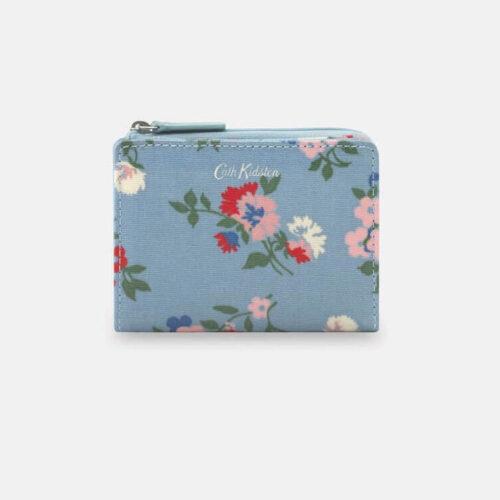 Cath Kidston Summer Floral Slim Pocket Purse