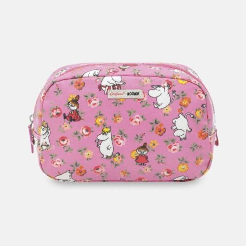 Cath Kidston Moomin Linen Sprig Classic Cosmetic Case