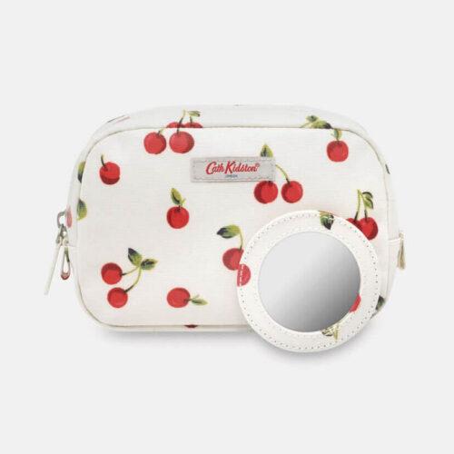 Cath Kidston Cherries Classic Make Up Case