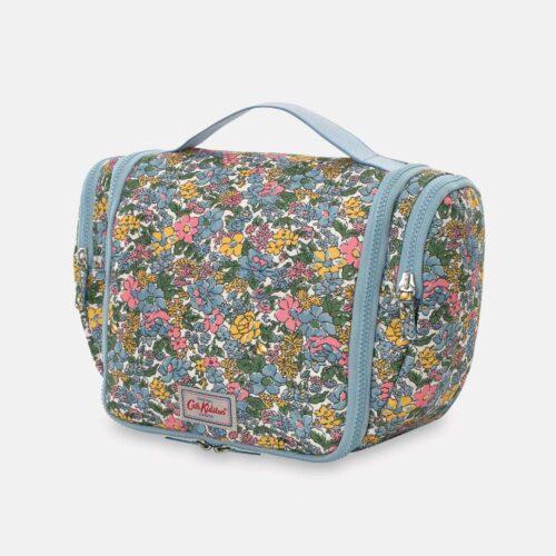 Cath Kidston Vale Floral Large Travel Wash Bag