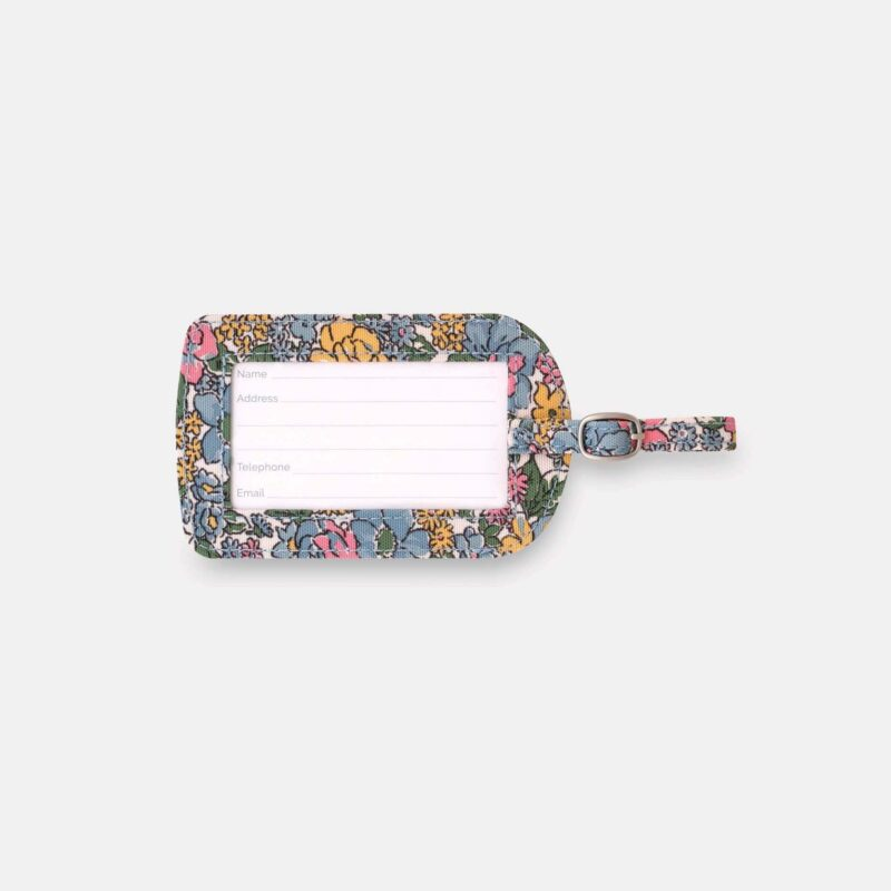 Cath Kidston Vale Floral Luggage Tag