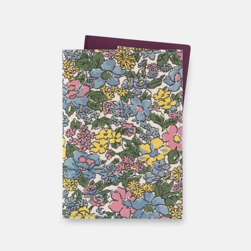 Cath Kidston Vale Floral Passport Holder