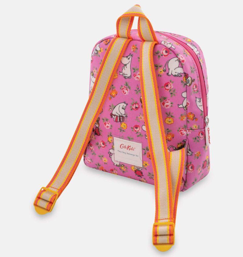 Cath Kidston Moomin Linen Sprig Kids Mini Backpack