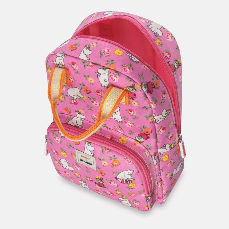 Cath Kidston Moomin Linen Sprig Kids Medium Backpack