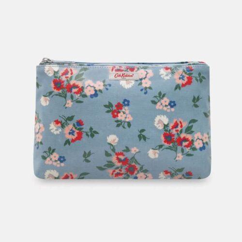 Cath Kidston Summer Floral Zip Cosmetic Bag