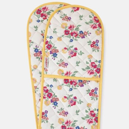 Cath Kidston Summer Floral Double Oven Glove