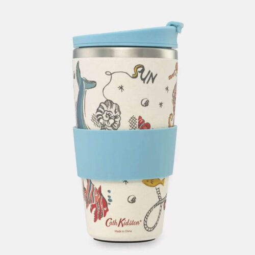 Cath Kidston Summer Time Travel Cup