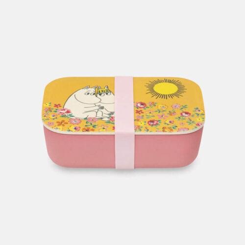 Cath Kidston Moomin Meadow Bamboo Lunch Box