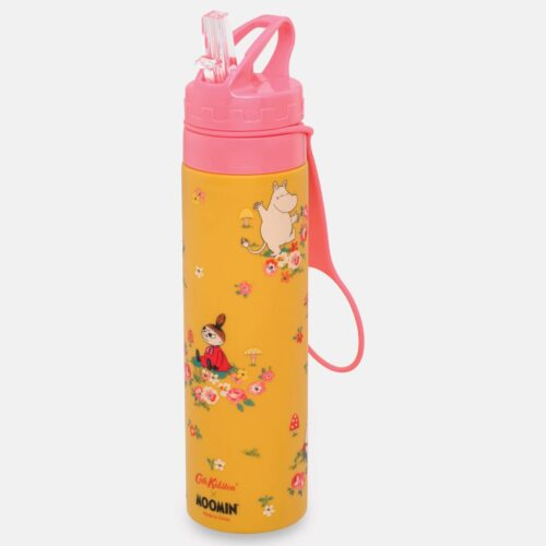 Cath Kidston Moomins Mushroom Foldable Water Bottle
