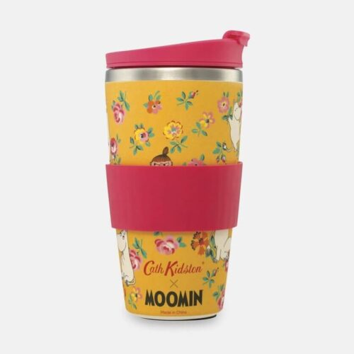 Cath Kidston Moomins Linen Sprig Travel Cup