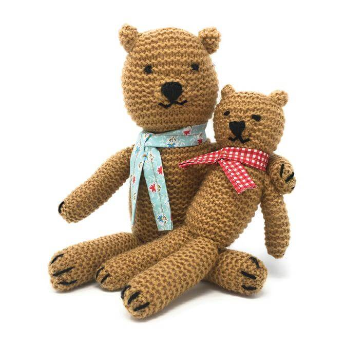 Knit your own Teddies Kit