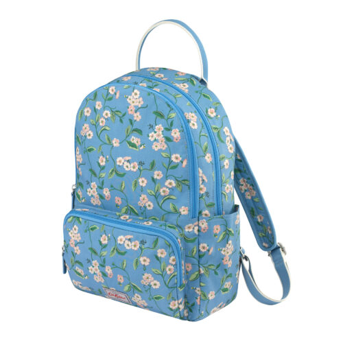 Cath Kidston Forget Me Not Pocket Backpack