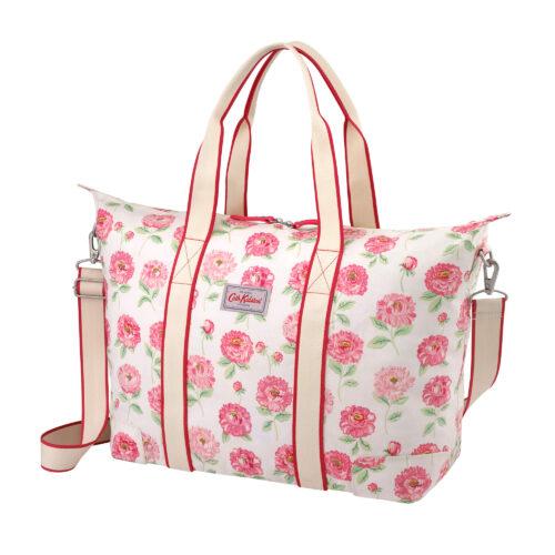 Cath Kidston Dahlia Foldaway Overnight Bag