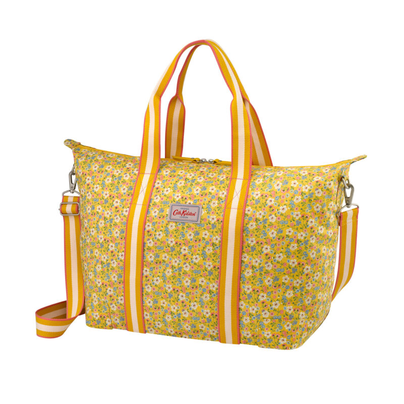 Cath Kidston Pembridge Ditsy Foldaway Overnight Bag