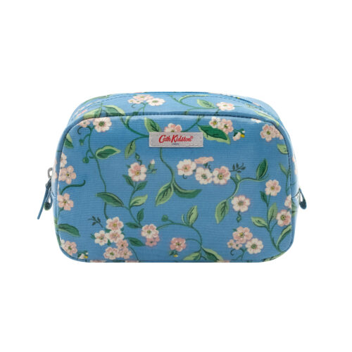 Cath Kidston Forget Me Not Classic Cosmetic Case