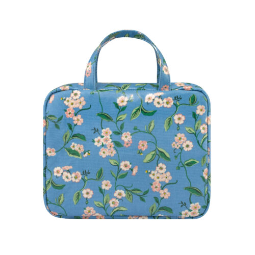 Cath Kidston Forget Me Not Two Part Wash Bag