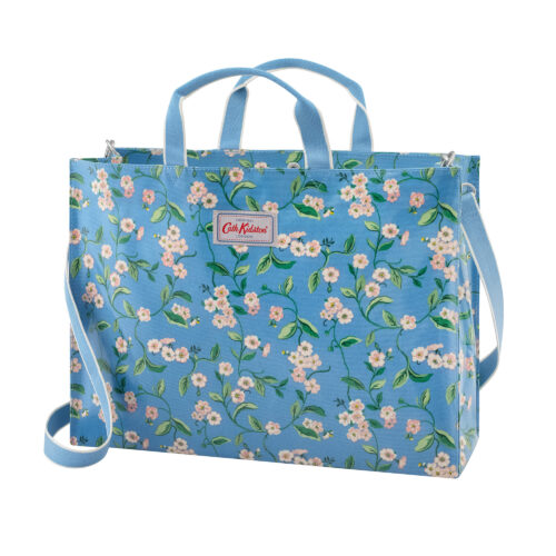 Cath Kidston Forget Me Not Strappy Carryall