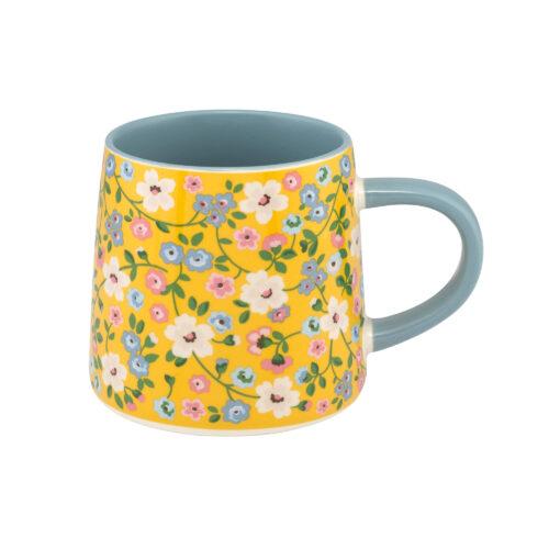 Cath Kidston Pembridge Ditsy Billie Mug Yellow