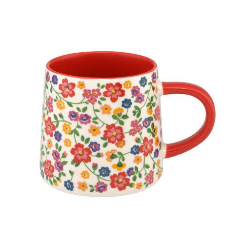 Cath Kidston Pembridge Ditsy Billie Mug Cream
