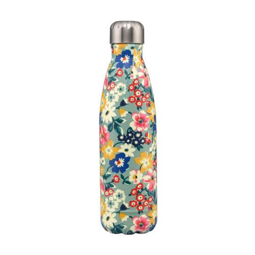 Cath Kidston Portland Flowers Stainless Steel Water Bottle