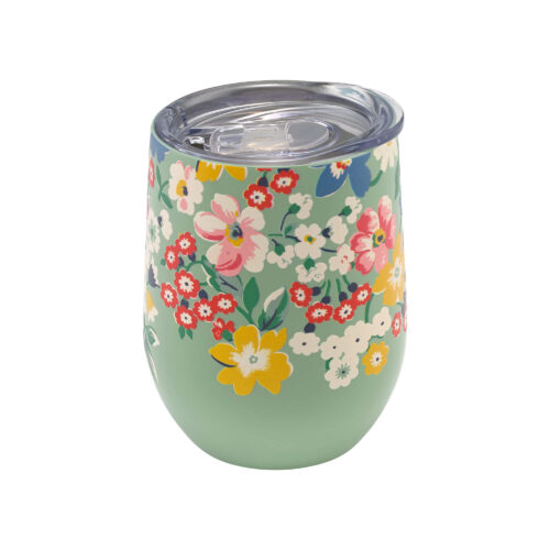 Cath Kidston Portland Flowers Stainless Steel Travel Cup