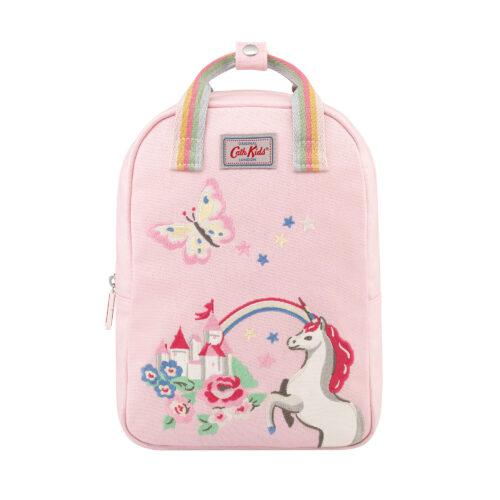 Cath Kidston Unicorn Kingdom Novelty Unicorn Backpack