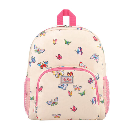 Cath Kidston Butterflies Kids Classic Large Backpack with Mesh Pocket